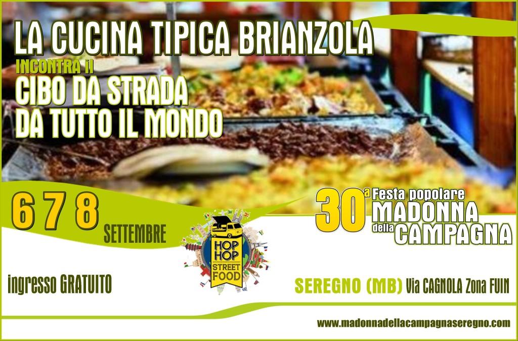 CUCINA TIPICA STREET FOOD