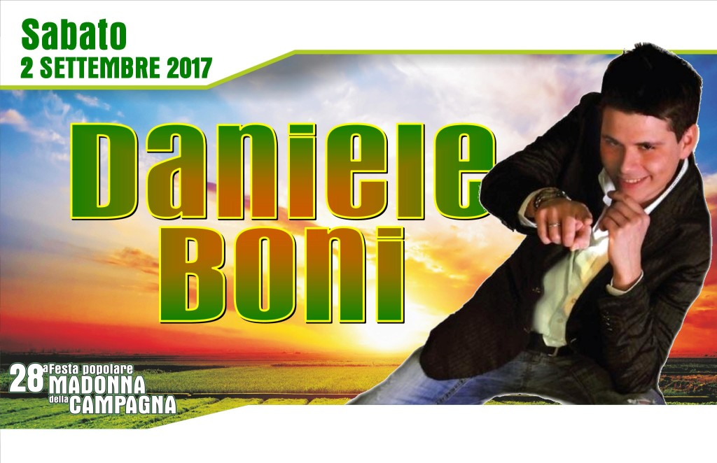 DANIELE BONI