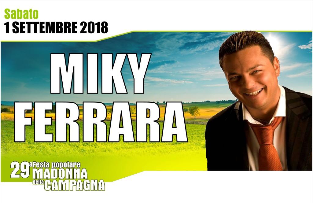 MIKI FERRARA SITO