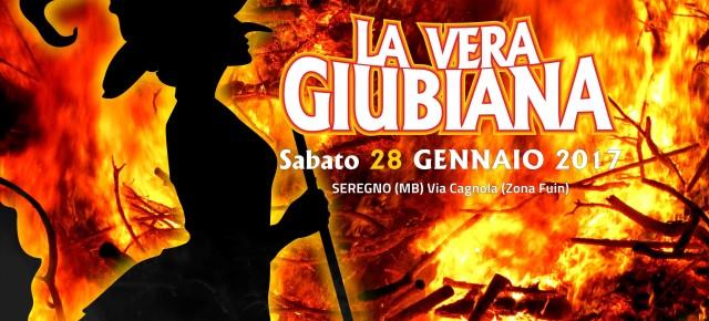 La Vera GIUBIANA a SEREGNO!