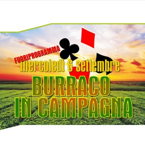 Burraco in Campagna!