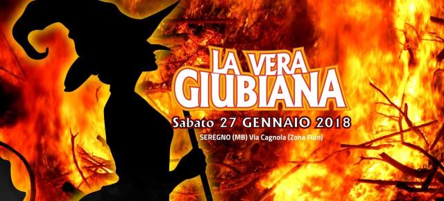 La GIUBIANA brucia al FUIN!