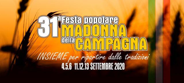 """La """"Madonna della Campagna"""" lascia """"accesa"""" la tradizione"""